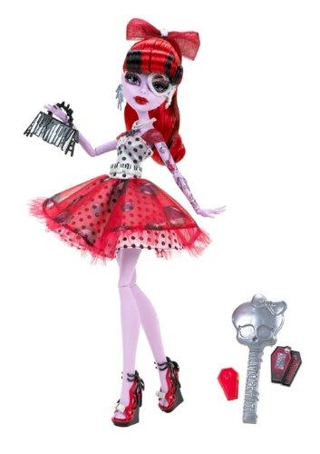 mattel x  monsterhigh doll operetta