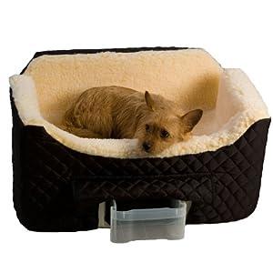Amazon.com : Snoozer Lookout II Pet Car Seat, Large, Black