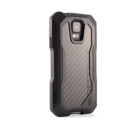 Elementcase Recon CF Case for Galaxy S5 Stealth Black SMS5-1011-KF00