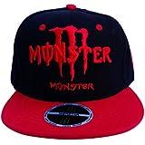 Monster Energy Unisex Cotton Cap Adjustable Baseball Caps - B01LT0O9QK