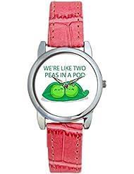 Bigowl We're Like Two Peas In A Pod Analog Women's Wrist Watch 2003795903-RS3-S-PK1