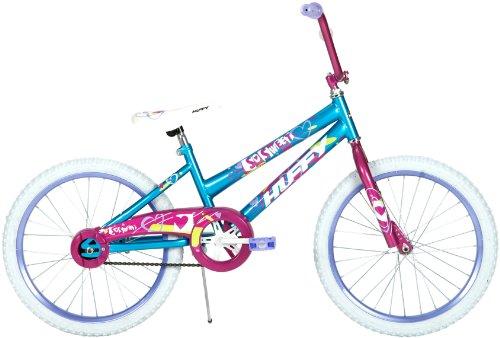 Huffy 20 Inch Girls So Sweet Bike Light Blue