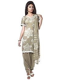NITARA Women's Cotton Stitched Salwar Suit Sets - B01AJK4ZOM