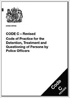 New PACE codes of practice published
