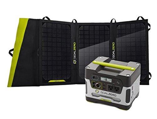 Goalzero Yeti Solar Powered Generator s