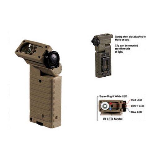 Streamlight Sidewinder IR LED - Coyote - 14000