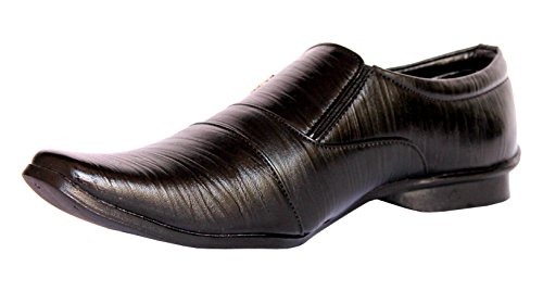 Stonkraft Men's Synthetic Leather Formal Shoes