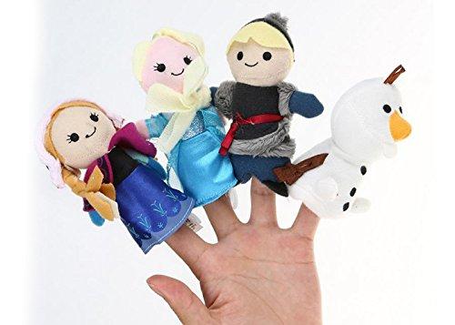 *HOT* FROZEN Finger-Puppets Do...