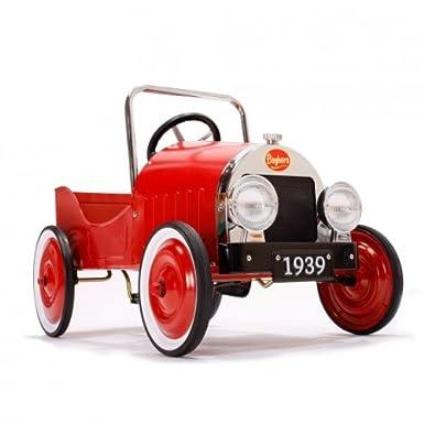 Boo Roo and Tigger Too: Baghera Classic Retro Car