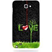AlDivo Premium Quality Printed Mobile Back Cover For Samsung Galaxy Note 1 / Samsung Galaxy Note 1 Back Cover...