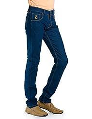 Gr8onyou Slim Fit Denim Men's Blue Jeans
