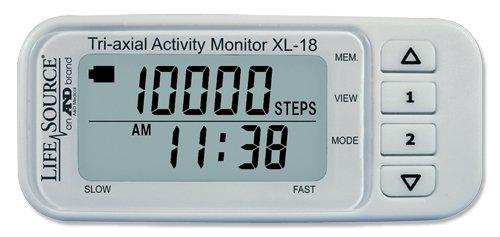 Lifesource Xl-18 Tri-axial Activity Monitor