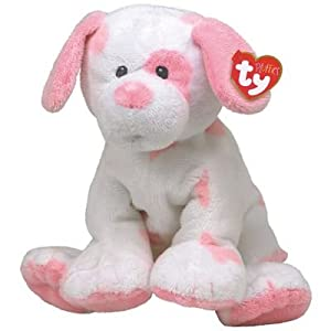 Amazon.com: Ty Baby Pups - Pink Dog Baby Pups - Pink Dog