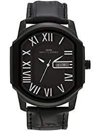 Gaylord Genuine Leather Contemporary Dial Analog Watch For Men And Women