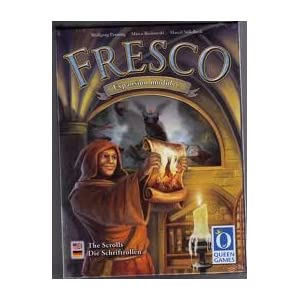 Click to buy Fresco Board Game from Amazon!