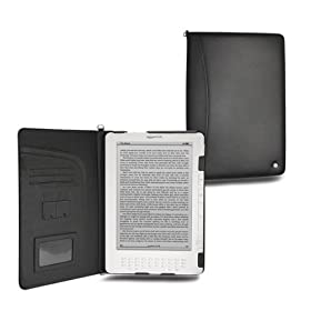 Amazon Kindle DX leather case by Noreve
