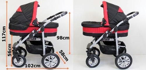 Coral Kinderwagen