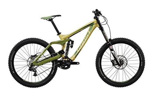 Ghost DH 7 - Bicicletas Freeride / Downhill - verde 2015