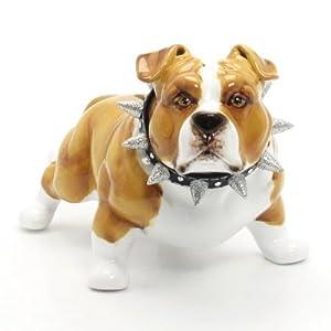 American Pit Bull Terrier Uncrop Ears 00001 Piggy Bank