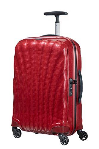 Samsonite Cosmolite 4 Roues 55/20 FL2 Bagage Cabine, 55 cm, 36 L, Rouge