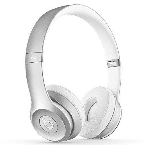 Beats Solo2 Wireless On-Ear Headphones - Silver