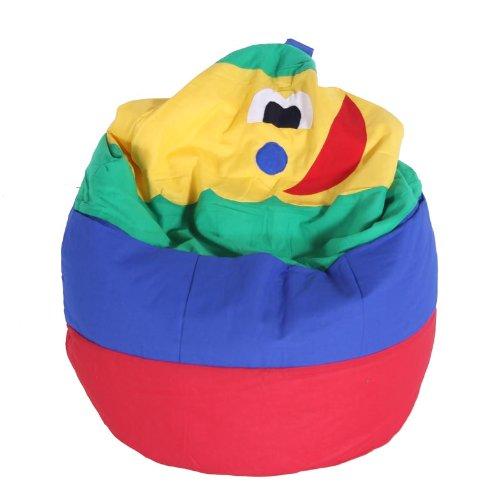 Kindersitzsack 90L Sitzsack Sitzkissen Sack Kuschelsack Sitzsäcke Kinder Sessel
