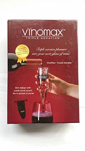 Triple Aeration Travel Wine Aerator