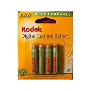 Amazon.com : Kodak K3ARDC-4 Ni-MH AAA Rechargeable