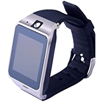 BSW GV18 Wearables Smart Watch Hands-Free Calls Media Control Camera Control Activity Tracker NFC For Android...