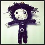 Edward Scissorhands String Doll Keychain by String Doll World