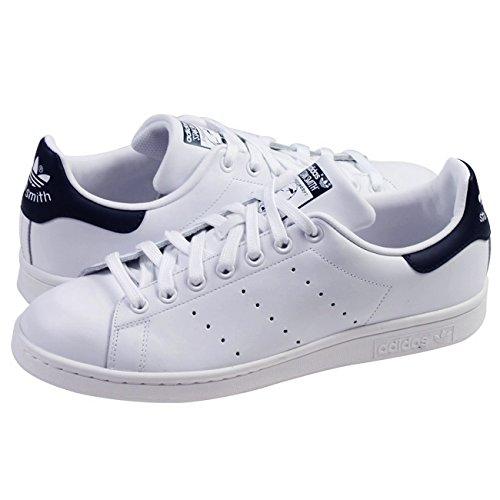 アディダス adidas スタンスミス ホワイト×ネイビー 26.5cm (US8.5) M20325