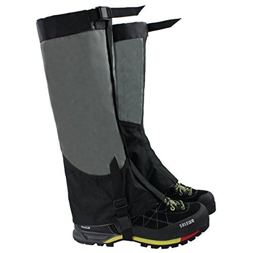 1 Paar Gamaschen wasserdicht für Schneeschuh Wandern etc. in 2 Größen von BB Sport