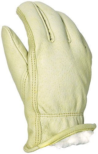 Apollo Performance Gloves Work Glove, Leather