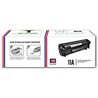 AB 11A Compatible Black Toner Cartridge For HP