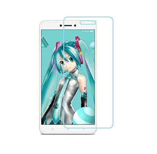 Xiaomi Redmi 4X, Tempered Glass , Premium Real 2.5D 9H Anti-Fingerprints & Oil Stains Coating Hardness Screen Protector Guard For Xiaomi Redmi 4X