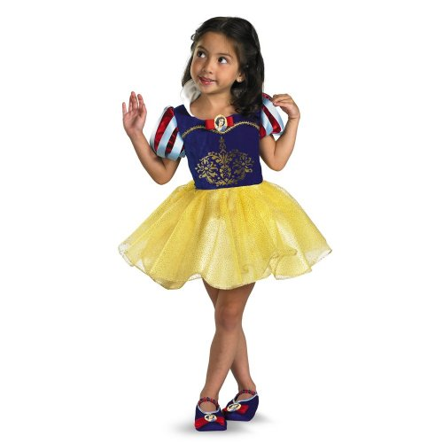 Snow White Ballerina Costume