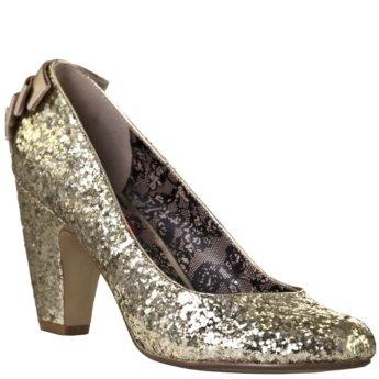 Amazon.com: Clearance Womens Jami Black Satin 6: Shoes