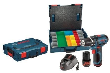 Bosch PS31-2AL1A 12-Volt Lithium-Ion 3/8-Inch Drill/Driver