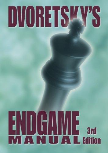 Descargas de libros electrónicos gratis en las computadoras Dvoretsky's Endgame Manual (2nd edition)