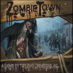 Click to buy ZombieTown board game from Amazon!