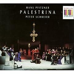 スウィットナー指揮 プフィッツナー歌劇《パレストリーナ》の商品写真
