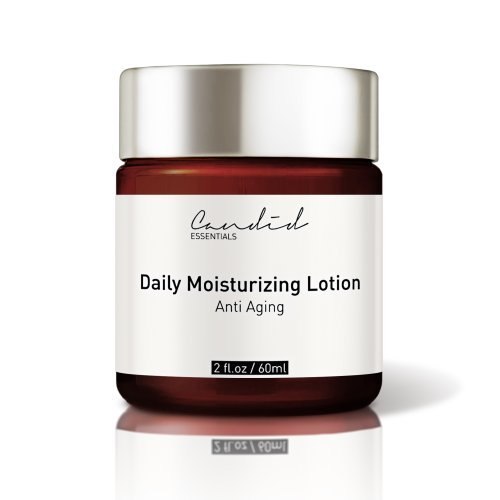Best Organic And Natural Skin Care Facial Moisturizing Cream Lotion Is Perfect For All Skin Types Including Normal...