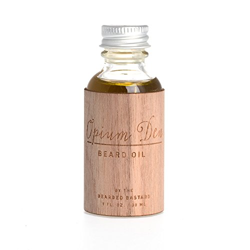 Opium Den Natural Beard Oil