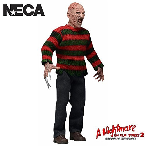 NECA Nightmare on Elm Street Part 2 Freddy's Revenge Clothed 8