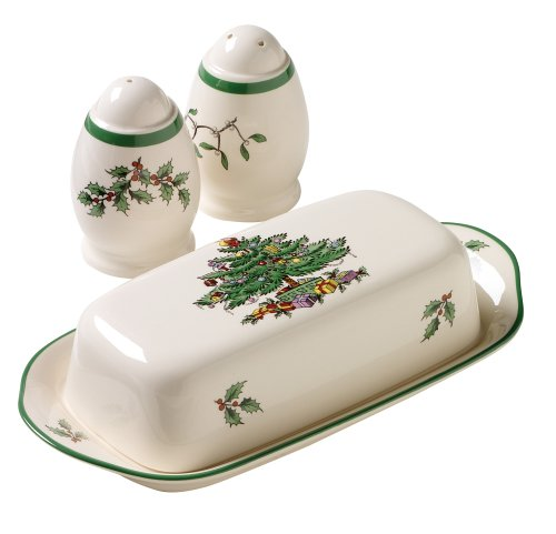 Christmas Tree Serveware by Spode Page Two