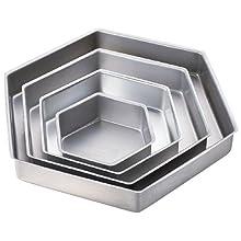 Wilton Performance Pans Hexagon Pan Set