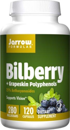 Jarrow Formulas - Jarrow Formulas - Bilberry + Grapeskin Pol