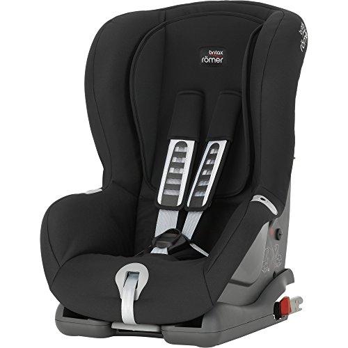 Romer Duo Plus - Silla de coche, color negro