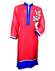 Ethnic Kurtis From The House Of Khwahish Stoppers Stop - B016JPKYHI