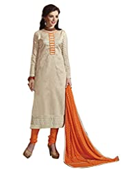 Mantra Fashion New Designer Embroidery Long A-Line Salwar Suit